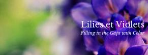 Lillies et Violets Facebook