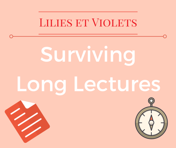 Long Lectures Graphic