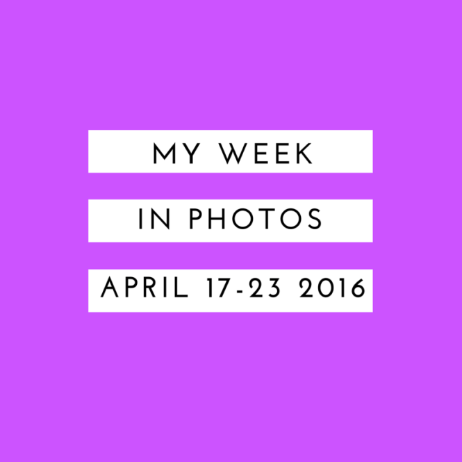 My Week in Photos (1)