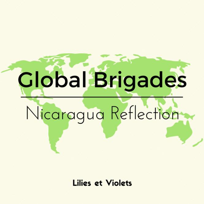 Nicaragua Brigade 2016