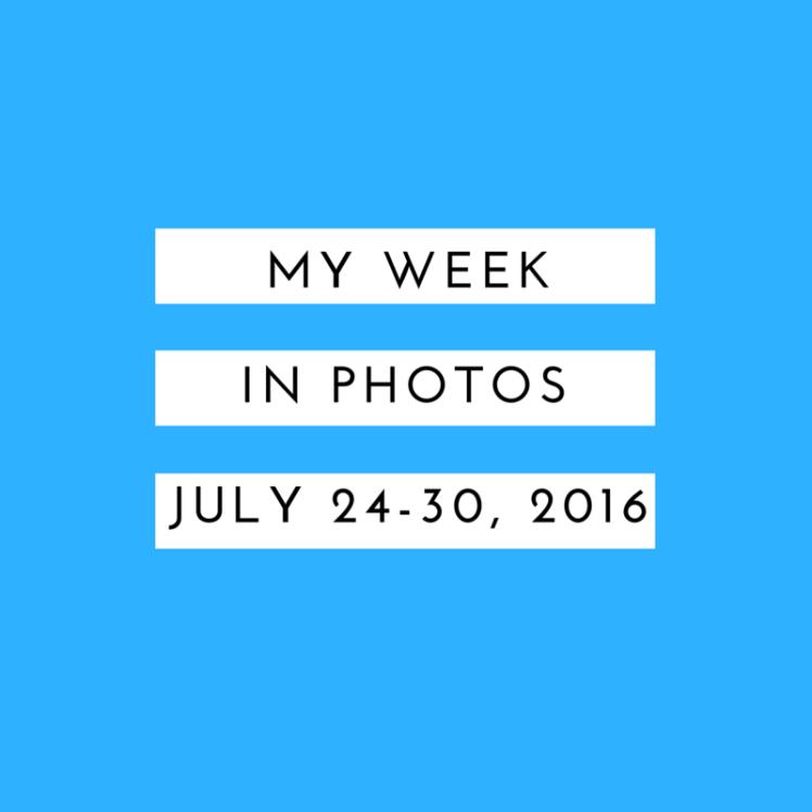 My Week in Photos