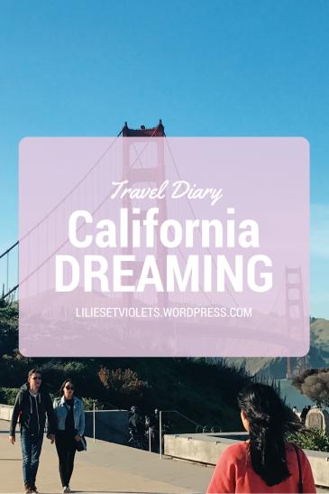 travel, san francisco, california, photos, travel diary, photo diary